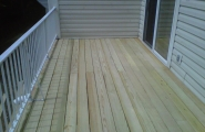CARPENTRY DECK 1