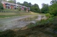 Olde Savannah Lake - before dredging
