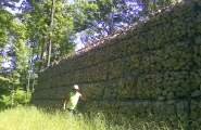 RETAINING WALL-INDIAN HILL (3)